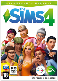 The Sims 4: Deluxe Edition [v 1.42.30.1020] (2014) PC | RePack от R.G. Механики